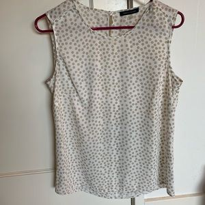 Timmy Hilfiger spotted blouse